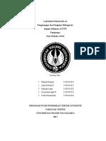 Laporan Praktikum Pengosongan Robinair