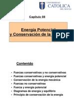 8.-Energía Potencial y Conservación de La Energía