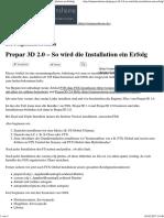 Prepar 3D 2.0 So Wird Die Installation Ein Erfolg