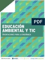 Educación Ambiental y TIC