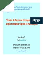 Seminario Normativa Sismorresistente Mayo - 2014- J.music Completa