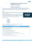 ITIL_IM KPIs and Reports PDF