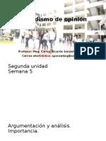 Periodismo de Opinión (Ppt 19.4.17)
