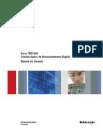 Manual do Osciloscópio TBS Série 1000