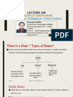 DHS-Earth Dam Lecture