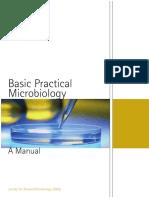 SGM Basic Practical Microbiology 2