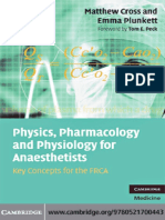 Cross, Plunkett - Physics, Pharmacology and Physiology for Anaesthetists for the FRCA  2008.pdf