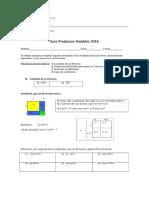 guia matematicas 1° medio, imprimir