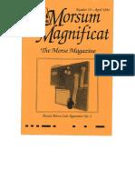 Morsum Magnificat-MM33