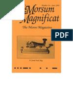 Morsum Magnificat-MM34