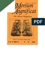 Morsum Magnificat-MM39