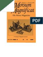 Morsum Magnificat-MM43