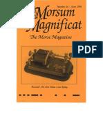Morsum Magnificat-MM46