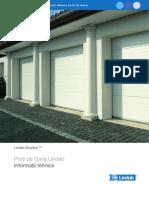 Informatii Tehnice Doorline-porti Garaj