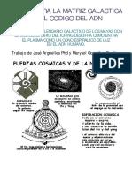 Matriz Galactica Del Adn