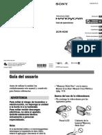 DCR-HC90 ES