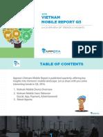 Vietnam Mobile Report Q3 2016 -Final