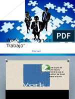 Work_plan 2015 3.0 Manual Stdr