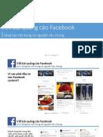 4- Viết Bài Quảng Cáo Facebook
