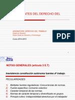 Tema 2 - Fuentes Del Derecho Del Trabajo