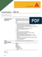 Plastiment Tm 31
