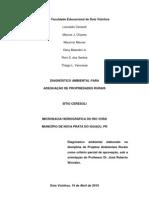 Diagnóstico de Propriedade Rural II