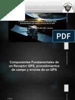 7Componentes Fundamentales de Un Receptor GPS(GRUPO 07)