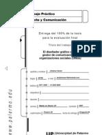 El diseñador gráfico como gestor de comunicación en organizaciones sociales (ONGs)