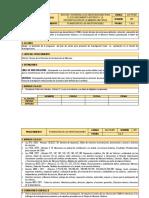 GIV PR 005 Ejecucion Seguimiento Proyectos Investigacion Procedimientos