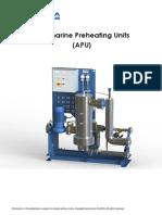 R7 AuraMarine Preheating Unit