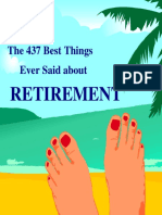 Zelinski Ernie - The 437 Best Things Ever Said About Retirement