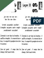 Cahier de Lecture 2