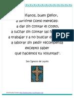 Oracion San Ignacio