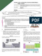 Guía 3 T. Periódica 2017