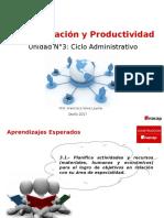 Clase 1-Ciclo Administrativo I