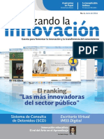 Gaceta ABRAZANDO LA INNOVACIÓN No 6 enero 2016.pdf