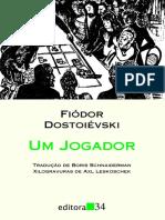 Um Jogador - Fiódor Dostoiévski
