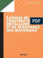 Lexique CM Et RDM