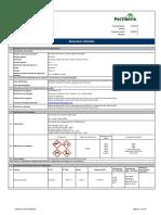 Fds- Amoniaco Anhidro