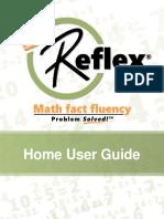 reflex home user guide