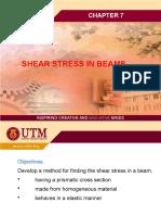 Chapter 7_Shear Stress