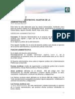 INSTITUCIONES POLÍTICAS Y GUBERNAMENTALES UES21 -Modulo 2