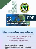 Neumonías en niños - Dra Ana Elvira Prada