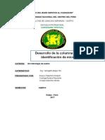 Informe de Columna de Winograsdky