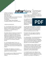 InforNex 25May017 Canales 2, 4 y 6 - Frente a Frente