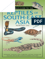 Field Guide of Reptiles From SE Asia