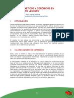 valores geneticos y genomicos en mejoramiento lechero.pdf