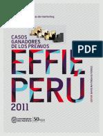 Effie 2012