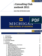 Ross Case Book 2011
