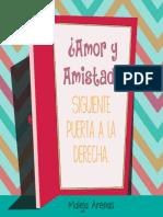 Arenas Maleja - Amor Y Amistad - Siguiente Puerta a La Derecha